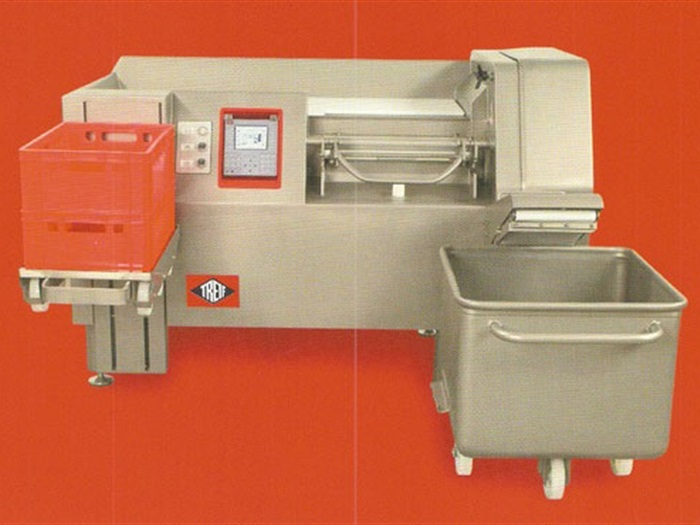 Dicing machines