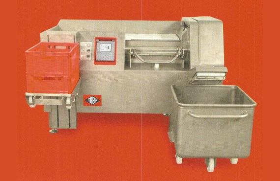 Strojevi za rezanje mesa u kocke
